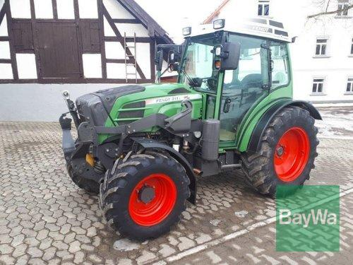 Fendt 211 P Profi Year of Build 2015 4WD