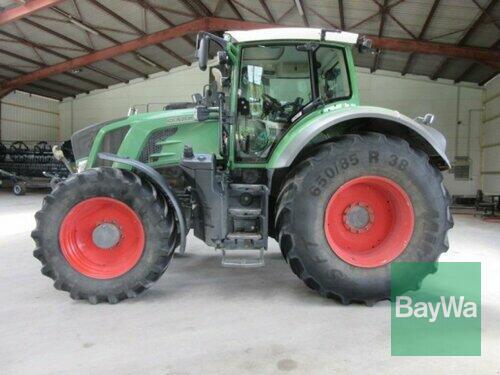 Traktor Fendt - 826 S4 Profi