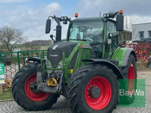 Fendt 724 Vario S4 Profi Plus Baujahr 2017 Allrad