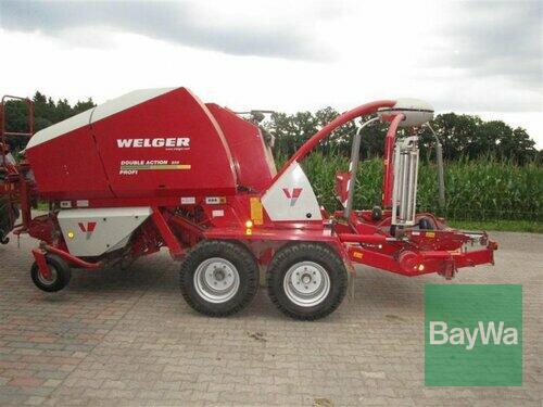 Welger Da 220 Profi Año de fabricación 2006 Erbach