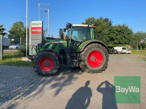 Traktor Fendt - 724 S4 Power