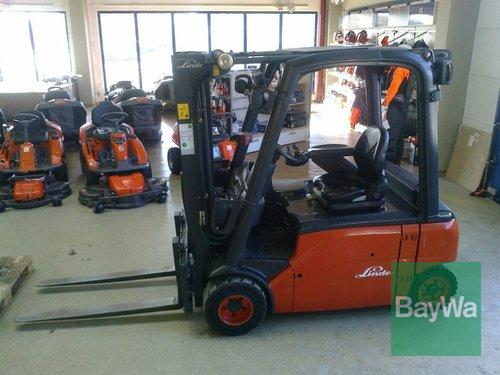 Linde E 20 Pl Year of Build 2008 Giebelstadt