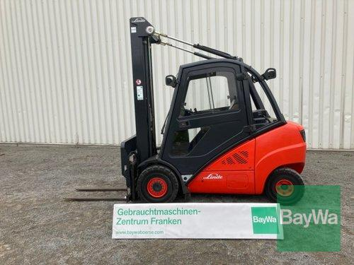 Linde H30 Diesel Year of Build 2009 Giebelstadt