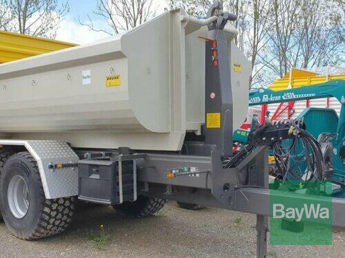 Krampe Krampe Hakenlift Thl 16 L Rok produkcji 2017 Jengen