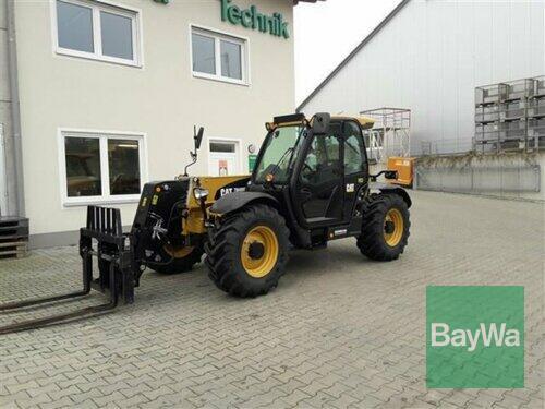 Caterpillar Cat Th 408d Telehandler Año de fabricación 2019 Jengen