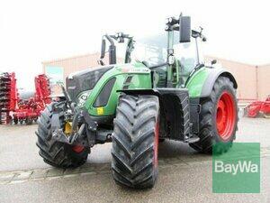 Traktor Fendt 724 VARIO S4 PROFI PLUS Bild 0