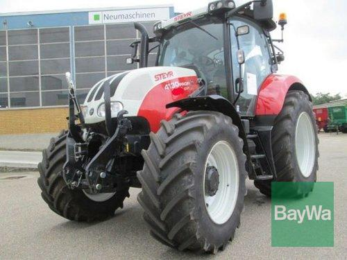 Steyr 4130 Profi Cvt Year of Build 2014 4WD