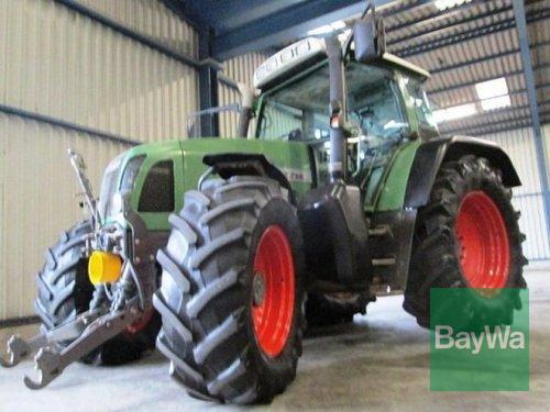 Fendt Favorit 716 Vario Year of Build 2000 4WD