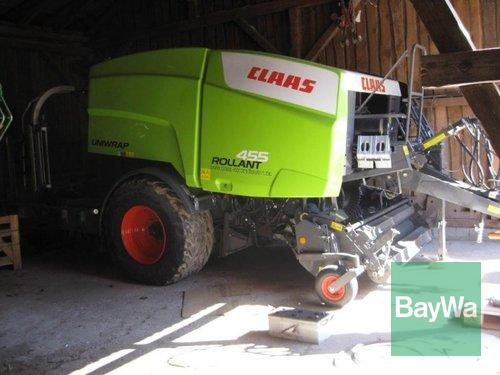 Claas Rollant 455 RC Uniwrap Obertraubling