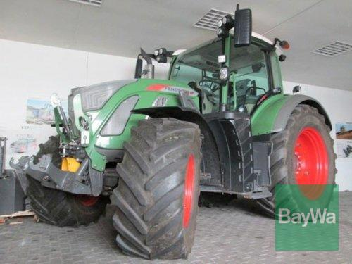 Fendt Traktor Fendt 724 Vario S4  Profi Plus Year of Build 2015 4WD