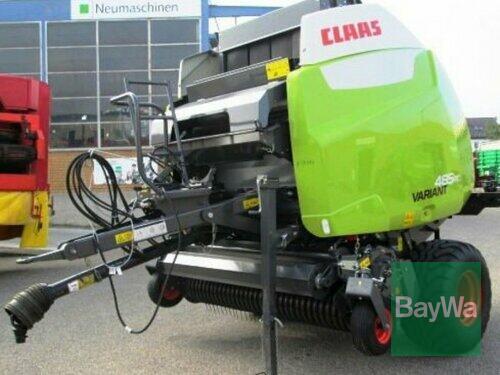 Claas Variant 485 Rc Pro 2164 Ballen Baujahr 2017 Obertraubling