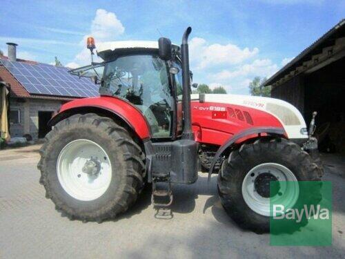 Steyr 6185 Årsmodell 2012 4-hjulsdrift