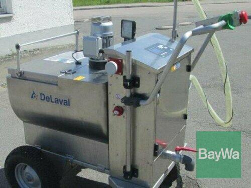 DeLaval CM M 120 Kombi mit Antrieb Vorführgerät