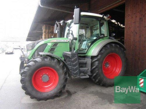 Fendt 516 Vario SCR Year of Build 2013 4WD