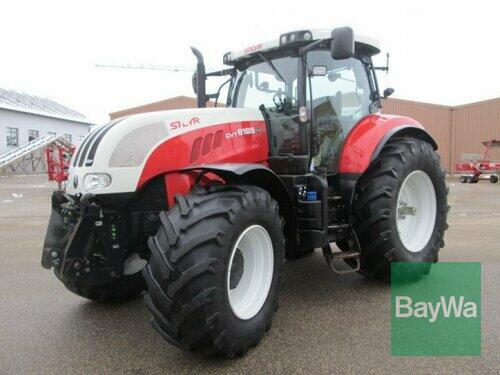 Steyr 6185 Рік виробництва 2012 Повний привід