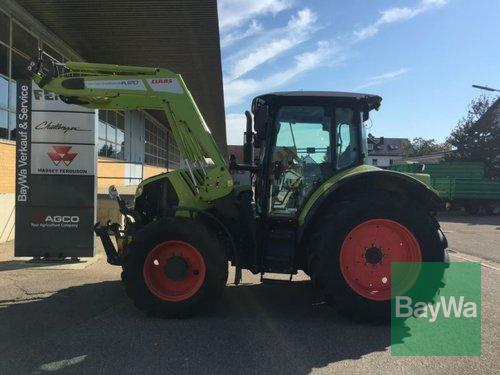 Claas Arion 550 Cebis Front Loader Year of Build 2013