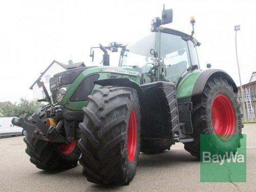 Fendt 724 Vario SCR Profi Plus Year of Build 2013 4WD