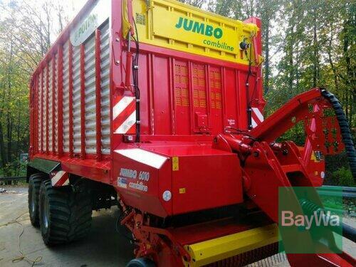 Pöttinger Jumbo 6010 Combiline Baujahr 2014 Obertraubling