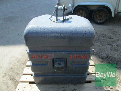 GMC 800 KG Gewicht