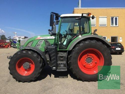 Fendt 724 Vario S4 Profi Plus Год выпуска 2015 Obertraubling