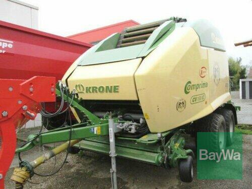 Krone Comprima X-Treme Cv 150 Xc Έτος κατασκευής 2014 Obertraubling
