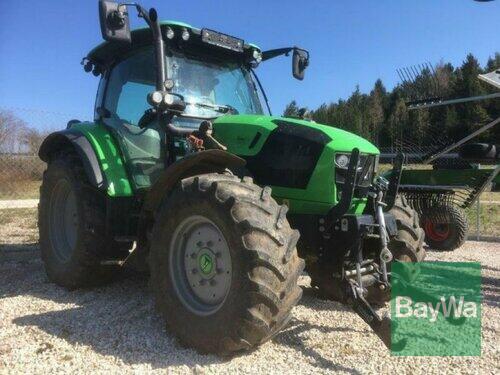 Deutz-Fahr Agrotron 5120 Ttv Baujahr 2014 Allrad