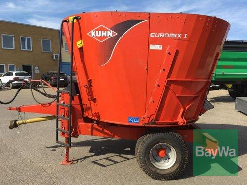 Kuhn Euromix I 870 Rok výroby 2010 Obertraubling