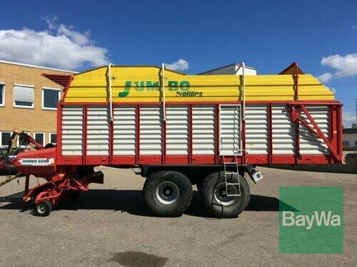Lade- & Silierwagen Pöttinger - Jumbo 6600
