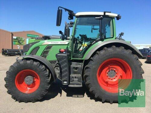 Traktor Fendt - 722 Vario S4 Profi