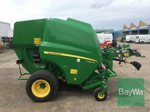 John Deere F 440 M Year of Build 2016 Obertraubling