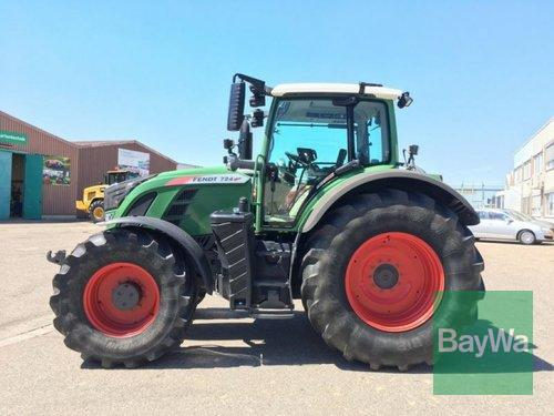 Fendt 724 Vario S4 Profi Plus Year of Build 2015 4WD