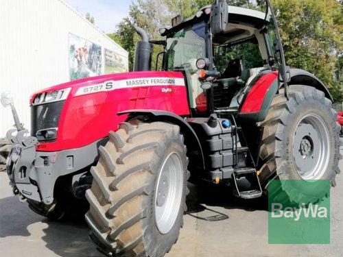 Massey Ferguson MF 8727S Dyna-VT Exclusive Year of Build 2018 4WD