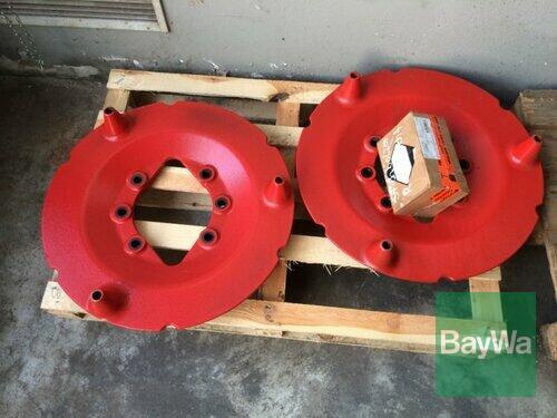 Fendt Anbauplatte für Radgewichte für Fendt 400 Com3 - 500 SCR -