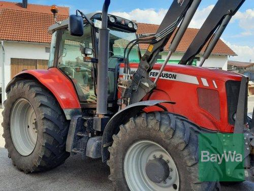 Massey Ferguson MF 7495 Dyna-VT Frontlader Baujahr 2012