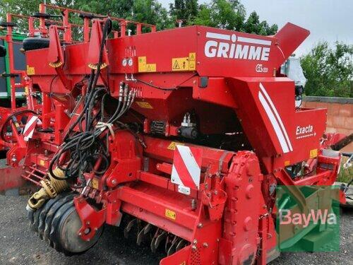 Grimme Exacta 420 Year of Build 2015 Erlingen