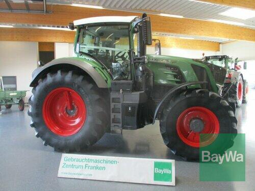 Fendt 828 Vario S4 Profi Plus Baujahr 2015 Allrad