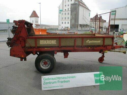 Krone Optimat 3,2 Baujahr 1988 Bamberg