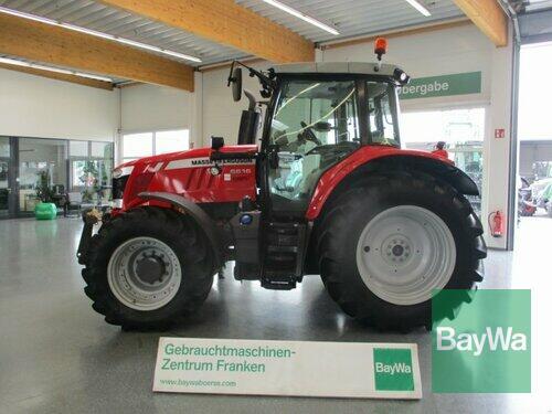 Massey Ferguson 6616 Dyna 6 Efficient Rok produkcji 2014 Czterokolowy