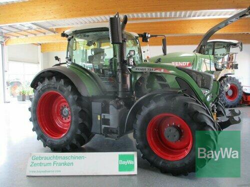 Fendt 724 Vario S4 Profi Plus Baujahr 2016 Allrad