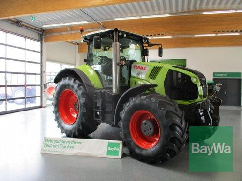 Claas Axion 830 Cmatic Byggeår 2014 A/C