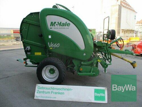 McHale V660 Baujahr 2013 Bamberg