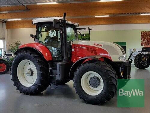 Steyr 6185 Cvt Godina proizvodnje 2012 Bamberg