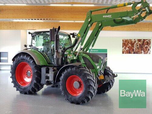 Fendt 720 Vario SCR Profi Έτος κατασκευής 2013 Bamberg