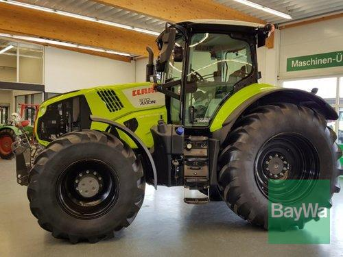 Claas Axion 870 Cmatic Année de construction 2017 Bamberg