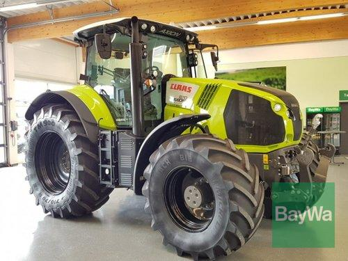 Claas Axion 870 Cmatic Cebis Årsmodell 2017 4-hjulsdrift