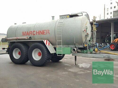 Pump/Vakuum Fass Marchner - PFW - 18500  L