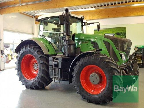 Fendt 936 Vario S4 Profi Plus Rüfa Year of Build 2015 4WD