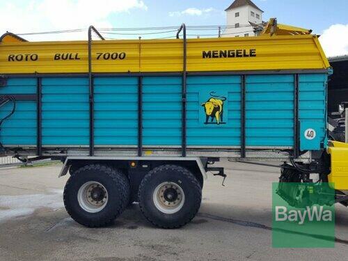Mengele Roto Bull 7000 Rok výroby 2011 Bamberg