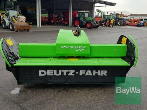 Deutz-Fahr Disc-Master 328 F Rok produkcji 2015 Bamberg