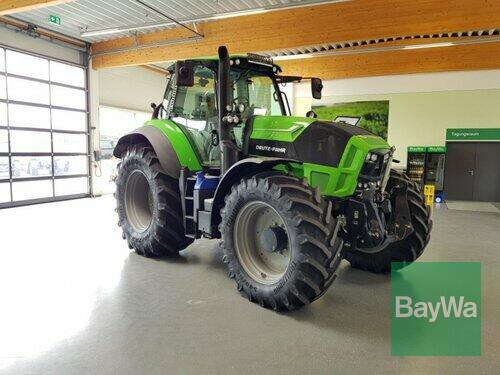 Deutz-Fahr Agrotron 7250 TTV Rok produkcji 2014 Czterokolowy